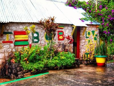 Bob Marley Nine Mile